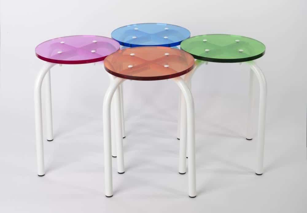 Tabouret Laurent Badier Design