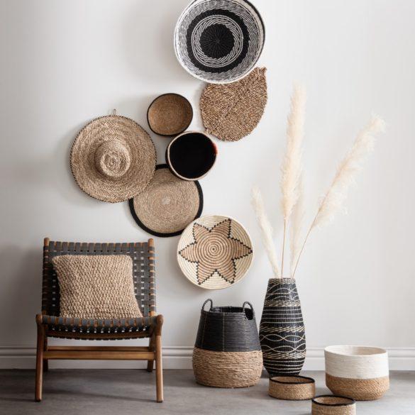 objets au mur