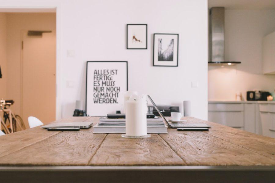 table bois ancienne