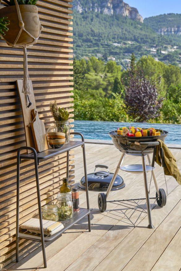 barbecue piscine