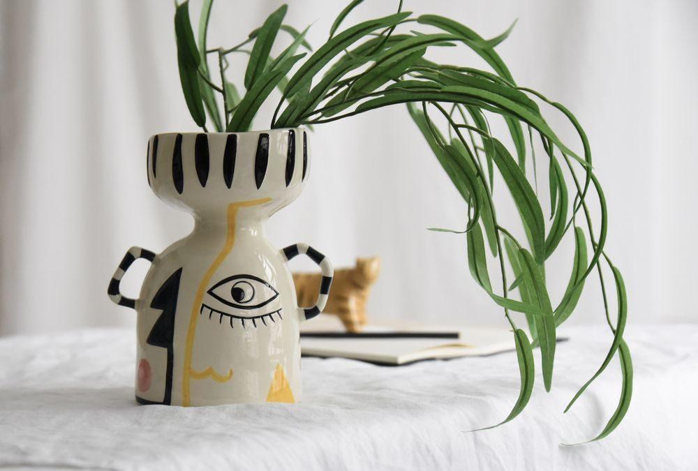 Les vases font le show en décoration