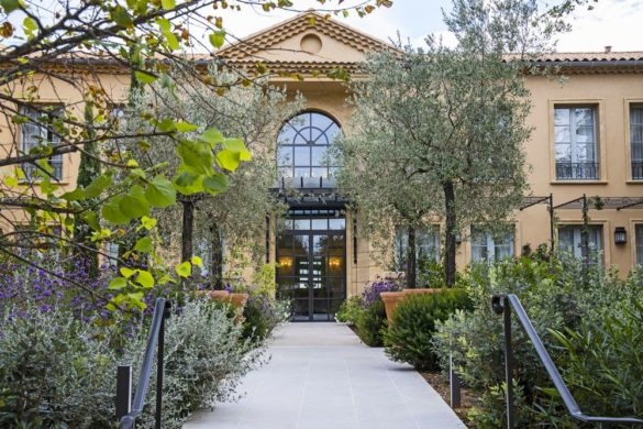 Hôtel Villa Saint-Ange
