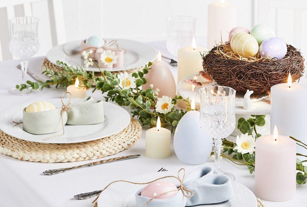 Inspiration déco pour Pâques