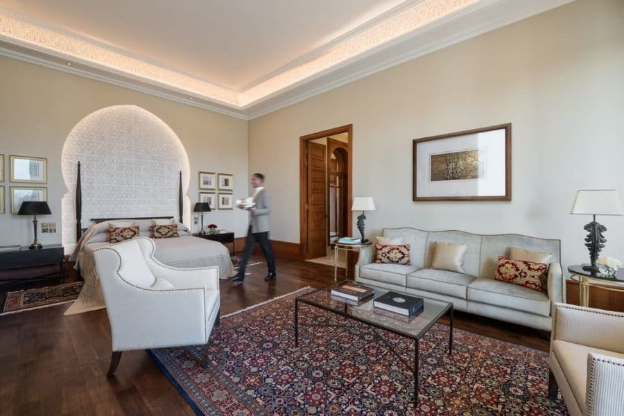 suite royale chambre