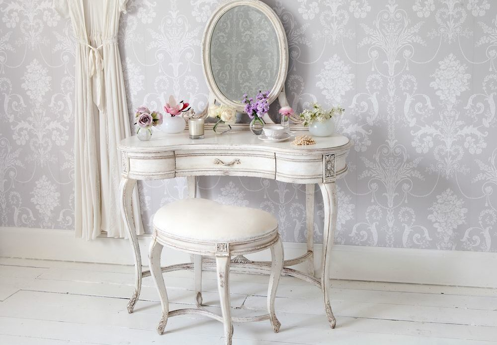 coiffeuse Shabby Chic