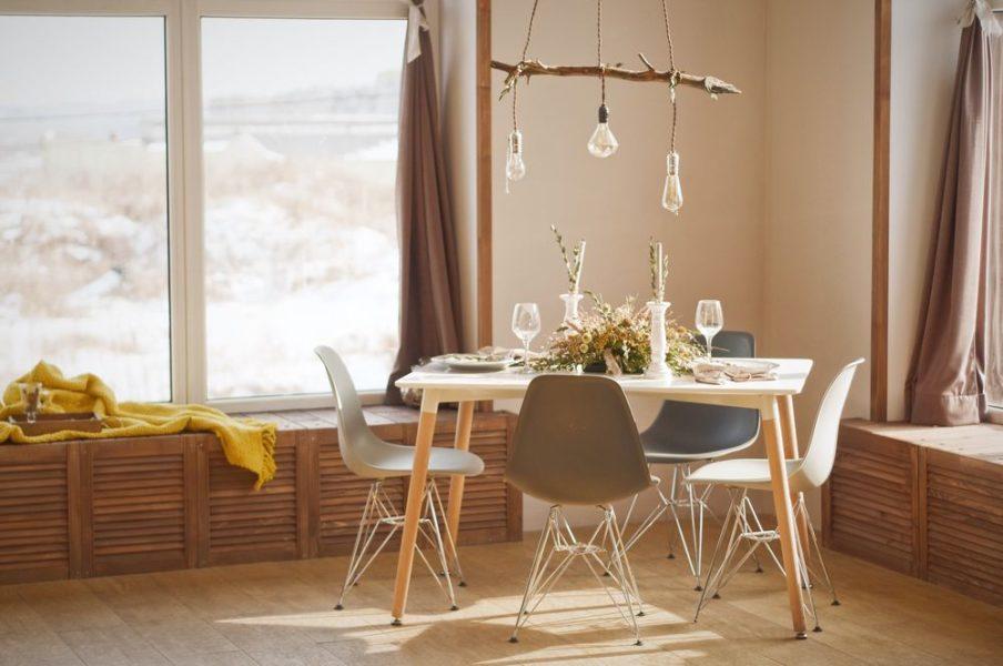 slow décoration salle à manger