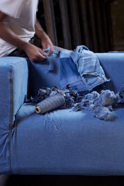Mud jeans x Ikea
