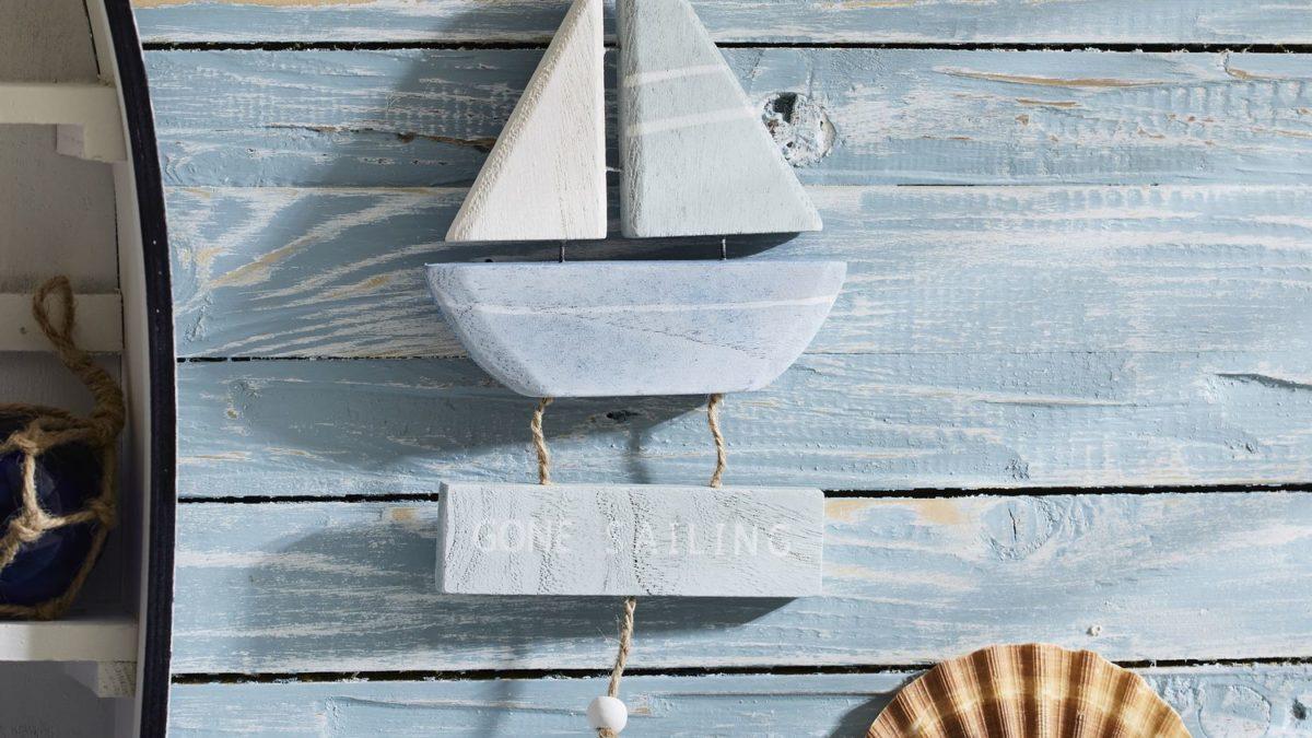 Les essentiels du style de décoration bord de mer