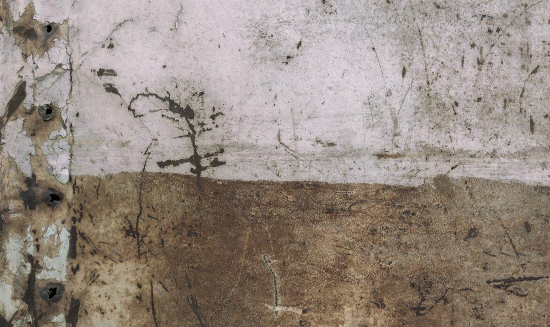 mur dégradé