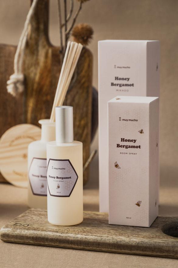 Honey Bergamot Muy Mucho