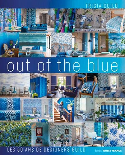 out of the blue designers guild livre