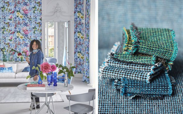 out of the blue designers guild page intérieure 2