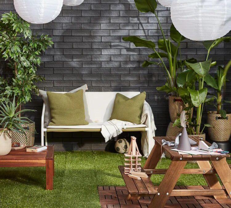Relooker le sol de son balcon