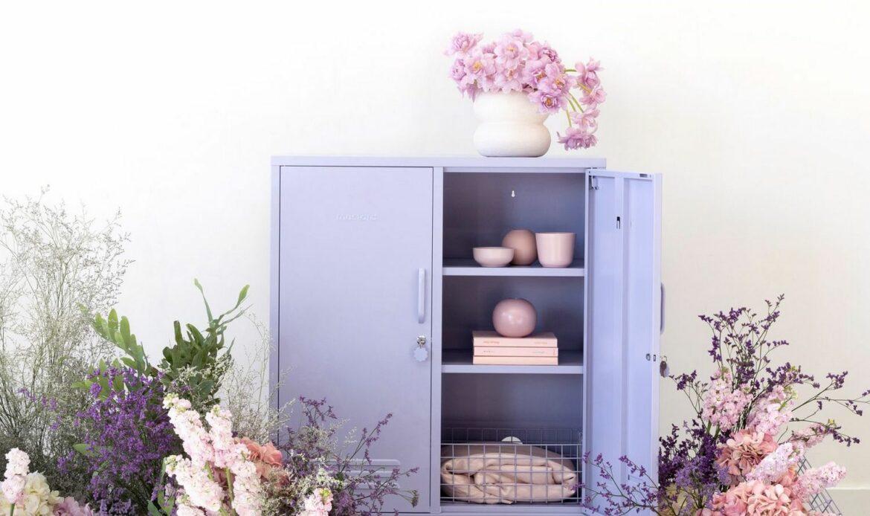 lilas décoration