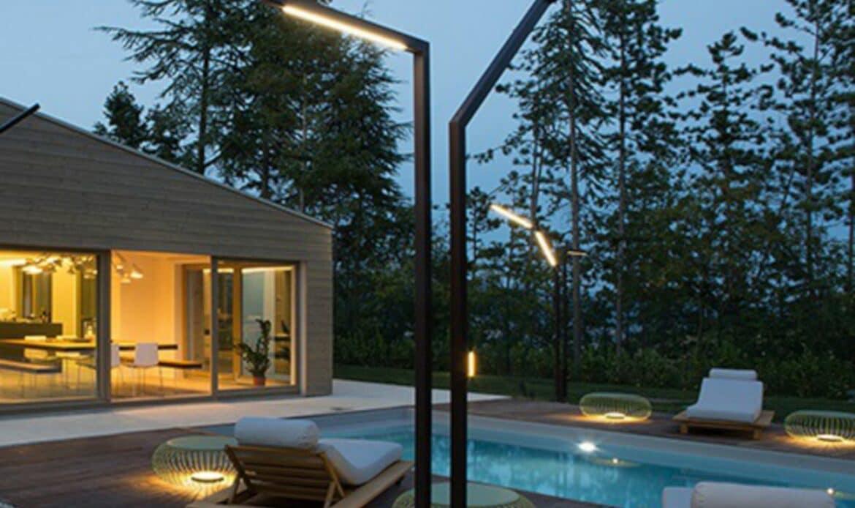 luminaires piscine