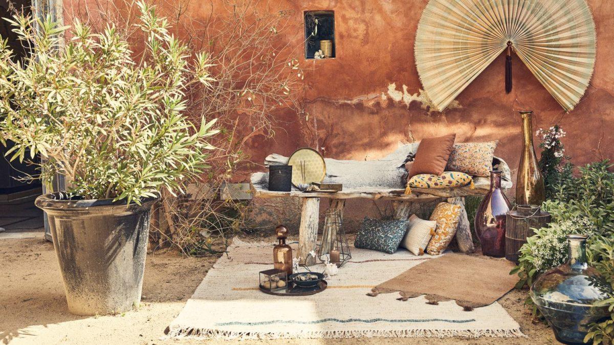 Zoom sur la collection Rajasthan d'alinea