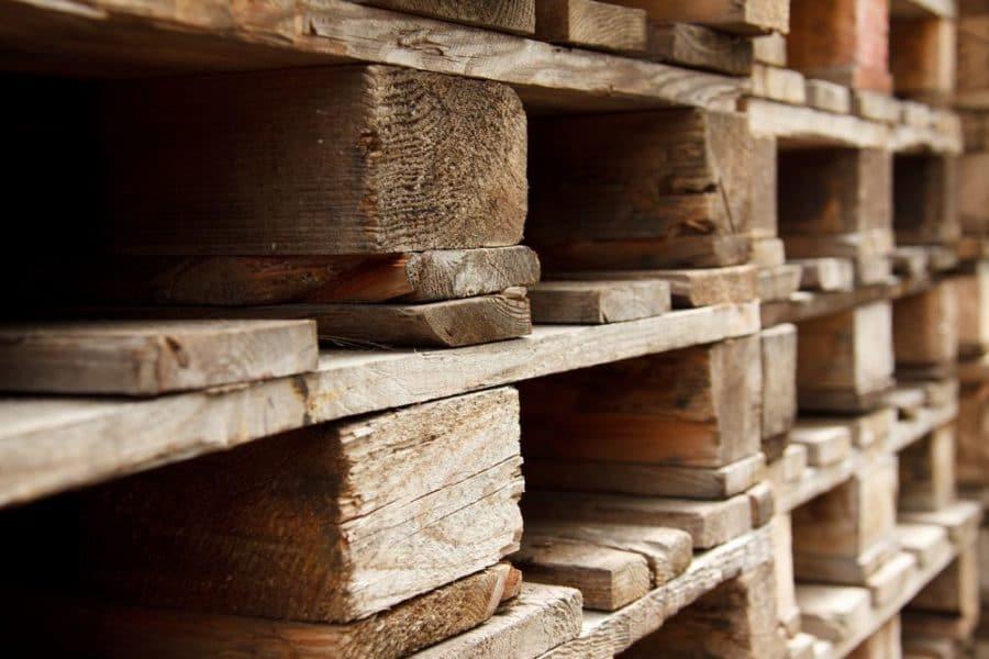 8 objets à fabriquer à partir de palettes en bois